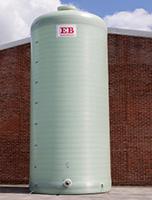 fibreglass flat bottom tank