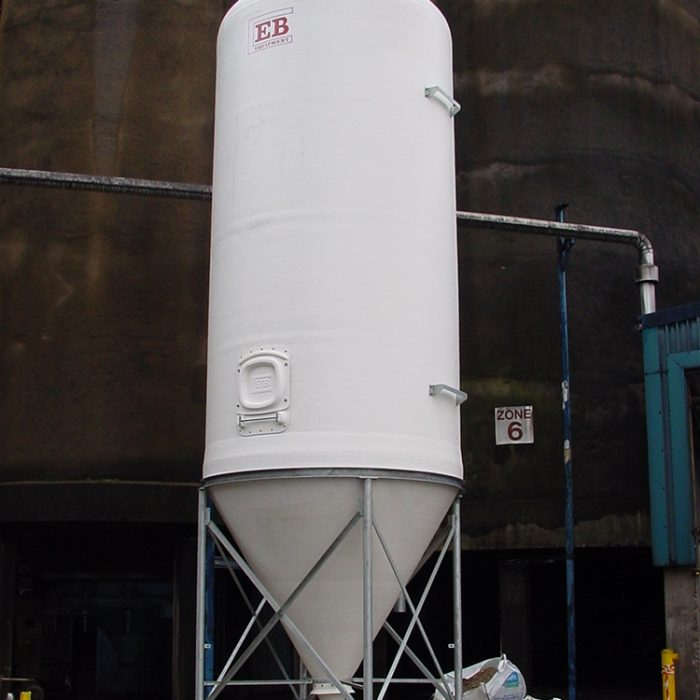 Food Grade Silo - Sugar Storage